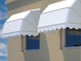 Capota de aluminio de 3 y 4 arcos